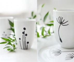 DIY: customize je servies