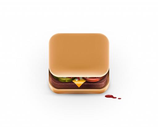 App-Food-Burger