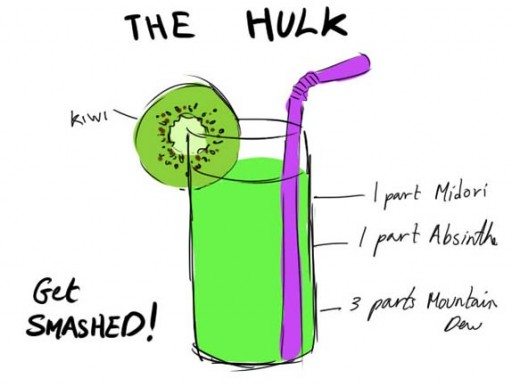 avenger-themed-cocktails-the-hulk