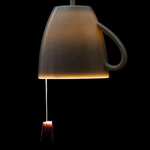 pendant-teelicht