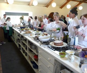 Culy ontdekt: the Ballymaloe Cookery School in Ierland