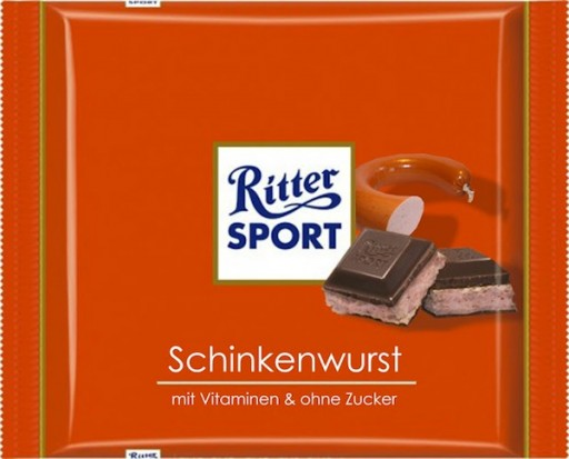 ritter-sport-schinkenwurst