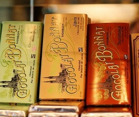 Video: prachtige snoepwinkel in Parijs: l'Etoile d'Or