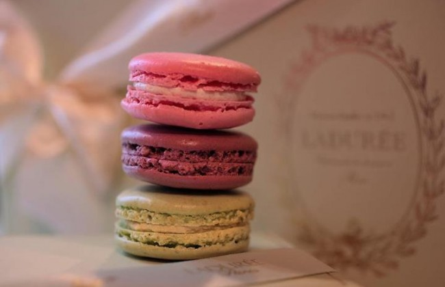 Ladurée opent boutique in Saint Tropez