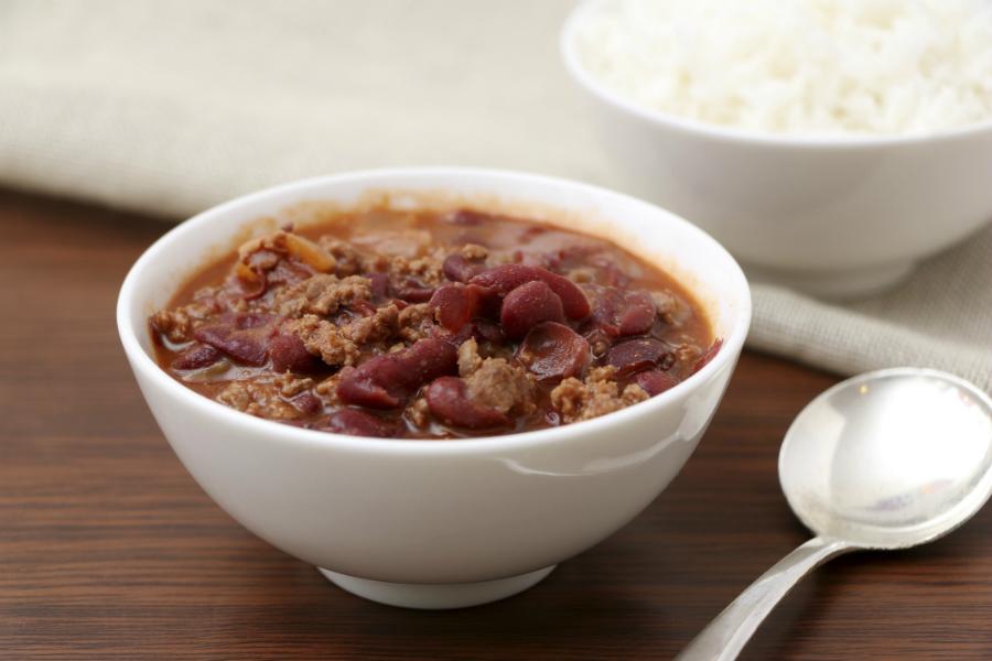 Met deze drie tips krijgt je chili altijd de perfecte dikte