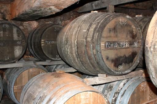 Cognac-kelder