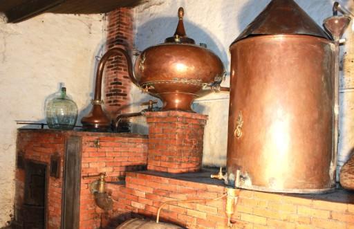 Oude-destillatie-ketel