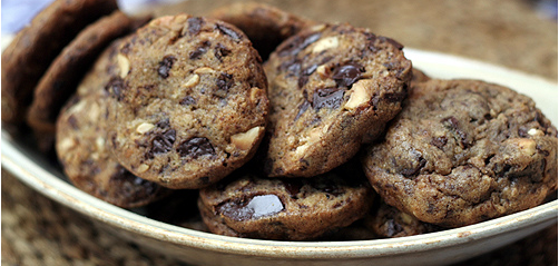 Video: David Lebovitz maakt chocolate chip cookies