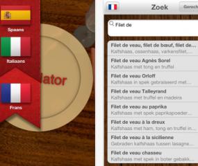 Vrachtwagenchauffeur maakt iPhone app om gerechten te vertalen