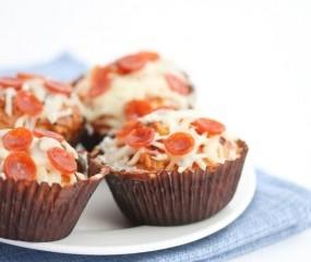 Hartige cupcakes met bizarre ingrediënten