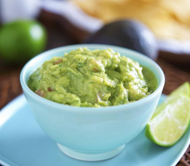 guacamole stock