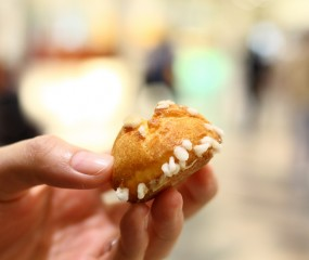 Chouquettes: Franse gesuikerde soesjes