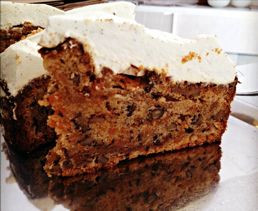 Cake recepten het recept voor de carrot cake van vinnies culy nl