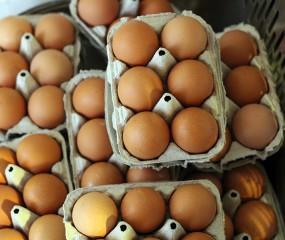 Hele slimme tip: supersnel eieren scheiden