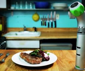 Bereid de perfecte maaltijd 'sous vide' met de Nomiku