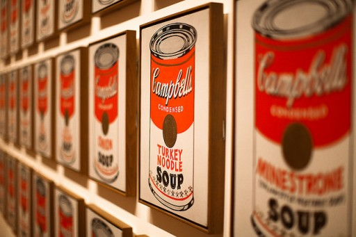 Campbell - Warhol