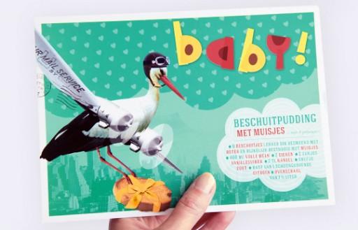 Receptwenskaart-Baby