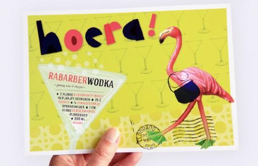 Receptwenskaart-Hoera