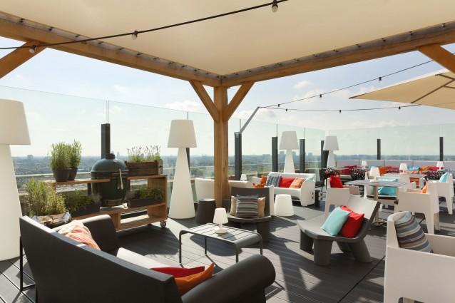 Rooftop Terrace 1