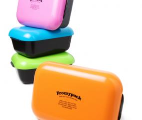 Zo slim: hippe lunchbox met koelelement