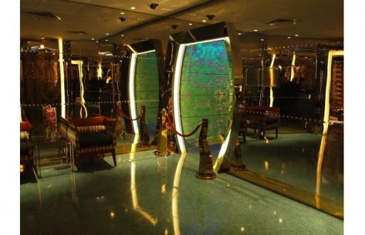 The Sky View Bar, Burj Al Arab, Hotel, Dubai, Unites Arab Emirates