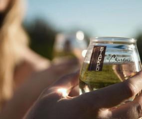 Wijnverpakkingen op elkaar stapelen: slim concept