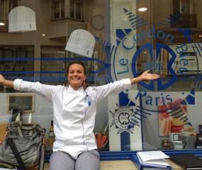 Culinair student Marina verklapt 'les secrets de Paris': deel I