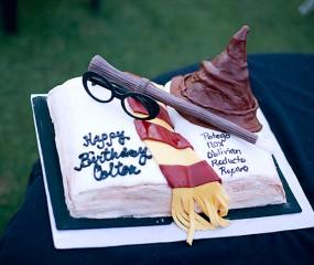 De allermooiste Harry Potter taarten
