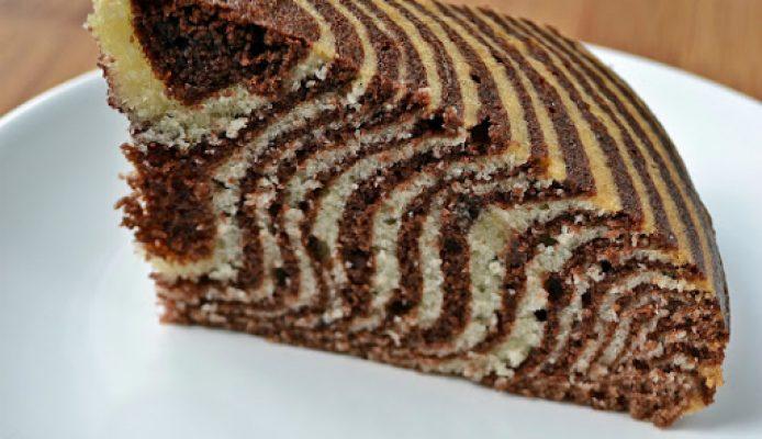 Dit Recept Voor De Zebra Cake Van Lorraine Pascale Vonden We Op Blog Kell S Kitchen En Is Ideaal Als Je Indruk Wilt Maken Gasten Het Resultaat