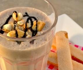 Snel en zo lekker: Tiramisu-smoothie