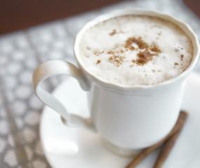 Spicy herfst latte