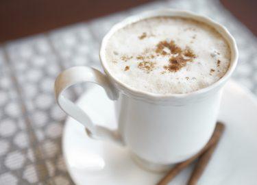 herfst recept pumpkin spiced latte spicy koffie