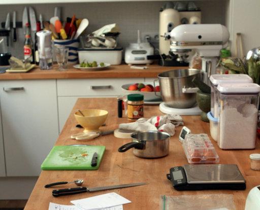 Een kijkje in de keuken van patisserieheld david lebovitz - Gepersonaliseerde keuken ...