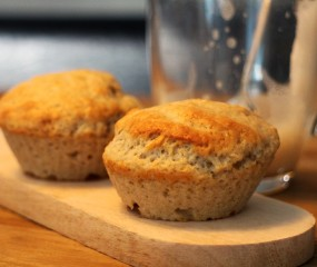 Culy homemade: ontbijtmuffins