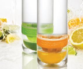 In een handomdraai je favoriete citrussap met de Citrus Zinger