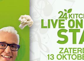 Culinair genieten bij 24Kitchen Live On Stage