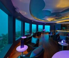 Bijzonder: de eerste onderwater bar ooit