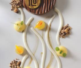 Chocoladetaartje van Sergio Herman's Pure C