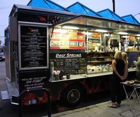 16 oktober gratis food truck lunch op de Amsterdamse Dam uit protest