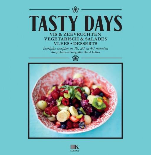 tasty-days-andy-harris-9789021550619-voorkant