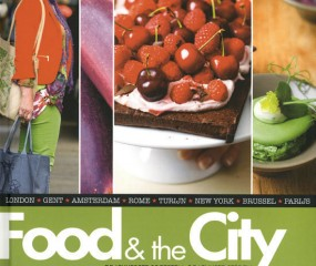 Fijn culy boek: Food & the City