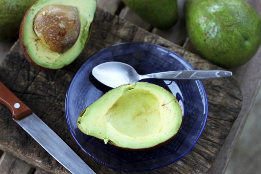 avocado afvallen