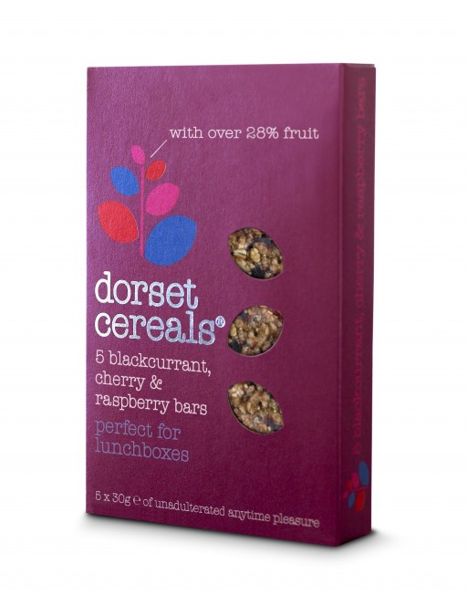 Dorset Cereals Berry bars 5pack