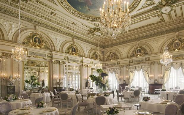 Restaurant Le Xv Paris