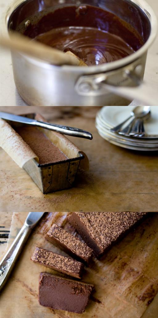 No bake chocolatecake