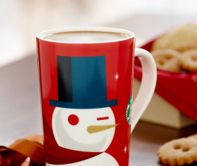 De Starbucks 'red cups' zijn terug!