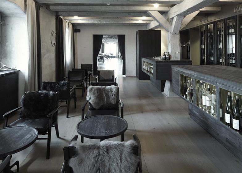Restaurant noma in kopenhagen heeft een nieuw interieur for Interieur restaurant