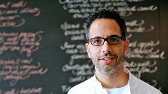 Yotam Ottolenghi interview