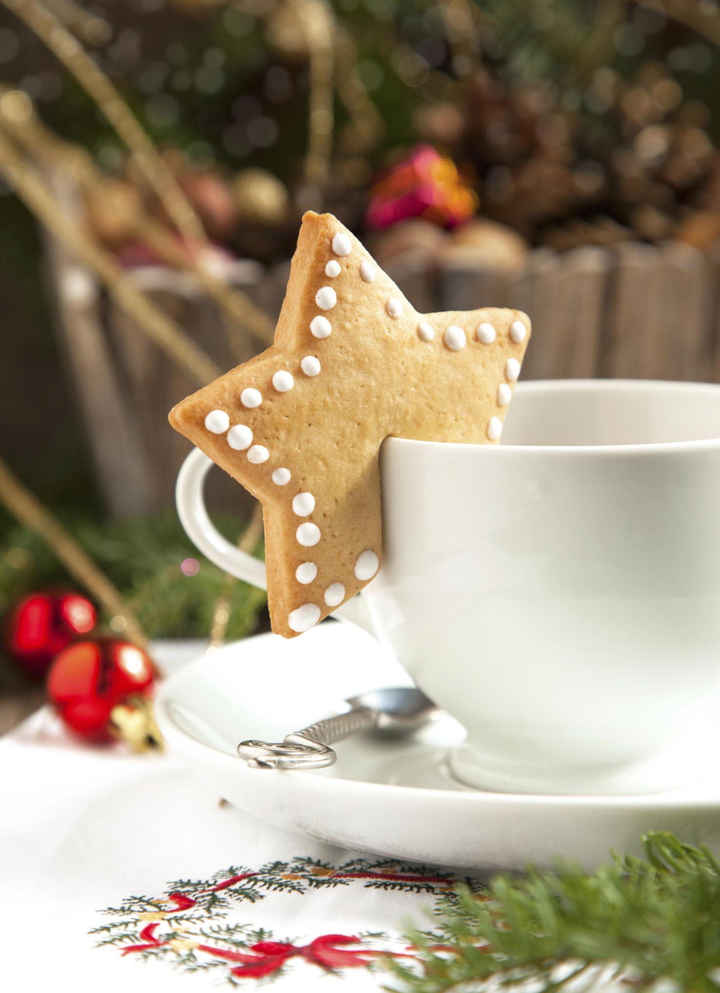 kerstkoekjes voor aan je kopje