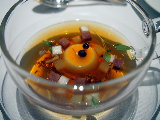 Fat Duck - Mad Hatters tea party